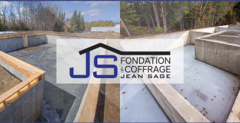 Fondation & Coffrage Jean Sage